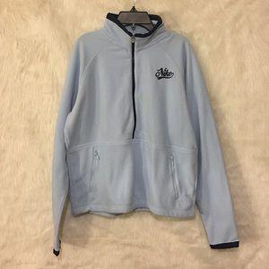 Nike 1/2 Zip Up Jacket